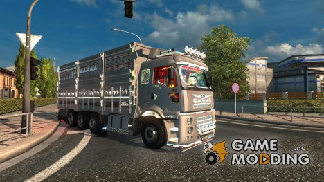 Ford Cargo 3238 E5 for Euro Truck Simulator 2