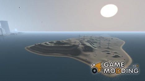 Wind Farm Island - California IV для GTA 4