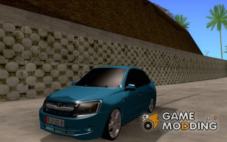 Lada Granta Light Tuning 2013 для GTA San Andreas