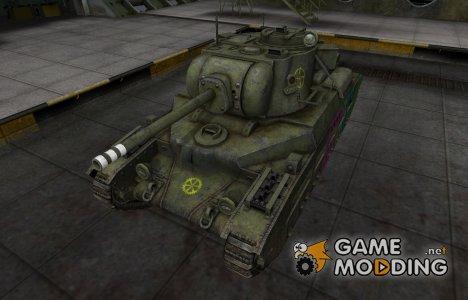 Качественные зоны пробития для Матильда IV for World of Tanks