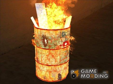 Очаг обогрева for GTA San Andreas