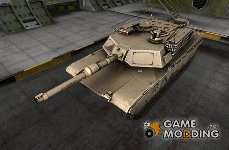 Ремоделинг для M6A2E1 для World of Tanks