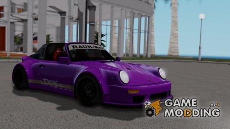 1982 Porsche 911 RWB Terror Targa for GTA San Andreas