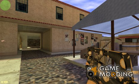 PaintBall Famas для Counter-Strike 1.6