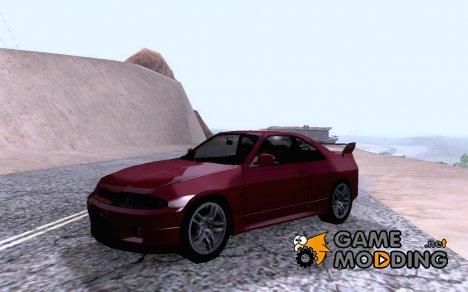 Nissan Skyline R-32 for GTA San Andreas