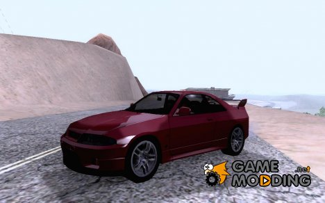 Nissan Skyline R-32 для GTA San Andreas