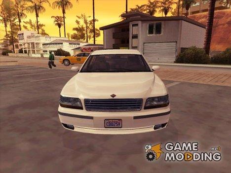 Машины из GTA V для GTA San Andreas
