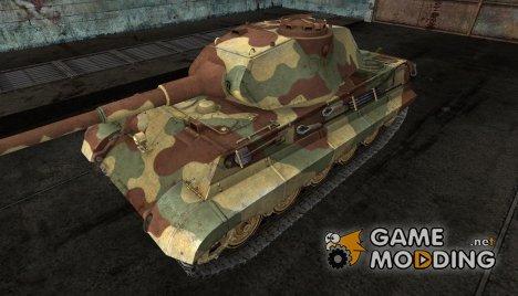 Шкурка для PzKpfw VIB Tiger II для World of Tanks
