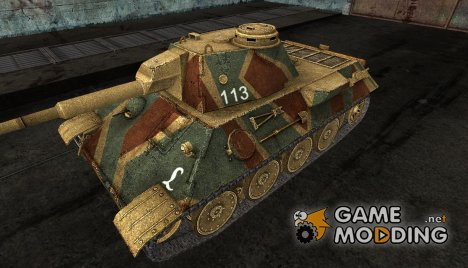 Шкурка для VK3002(DB) №28 for World of Tanks