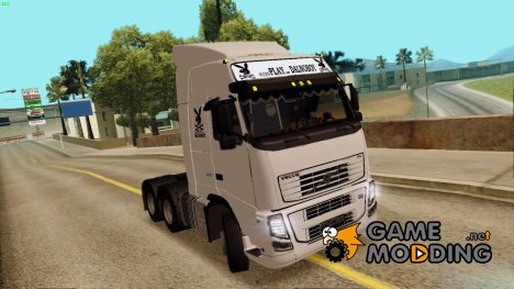 Volvo FH16 440 for GTA San Andreas