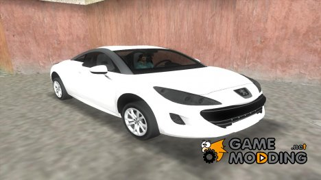 Peugeot RCZ для GTA Vice City