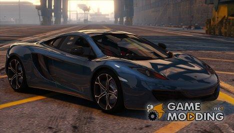 McLaren MP4 12C 1.2 for GTA 5