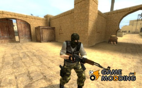 Phoenix Reskin By USAR для Counter-Strike Source