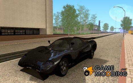 Cheetah из GTA 4 for GTA San Andreas