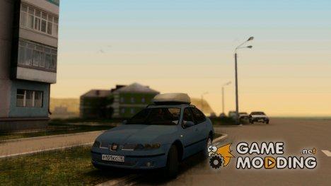 Seat Toledo 1.9 Diesel для GTA San Andreas