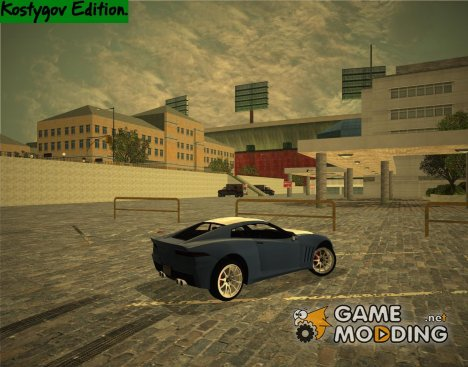 RAGE Spirit Project для GTA 3