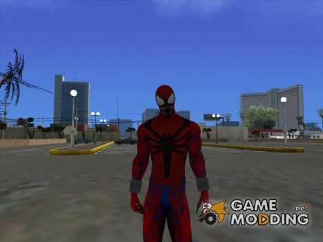 The Amazing Spider-Man 2 (Spider Carnage) for GTA San Andreas