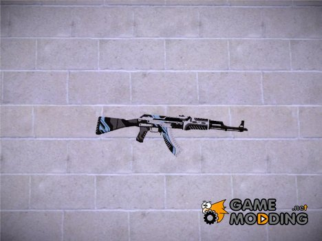 CSGO AK47 Vulcan for GTA San Andreas