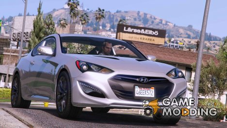 2013 Hyundai Genesis 0.1 for GTA 5