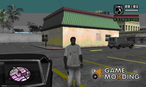 Оживление Клакн Белла for GTA San Andreas
