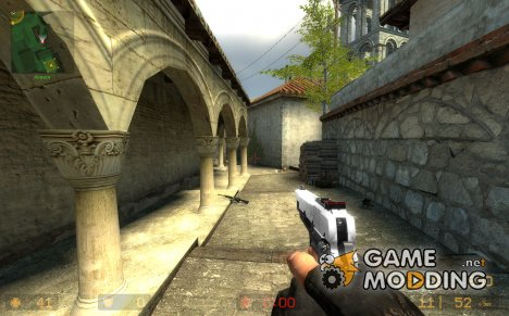 Capt. High Power for Counter-Strike Source