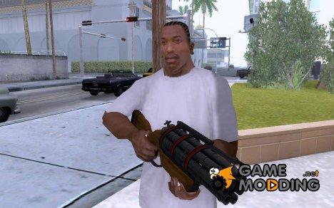 Bulk Cannon для GTA San Andreas