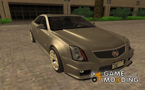 Cadillac CTS-V Sedan 2009-2014 for GTA San Andreas