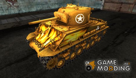 M4A3 Sherman 11 for World of Tanks