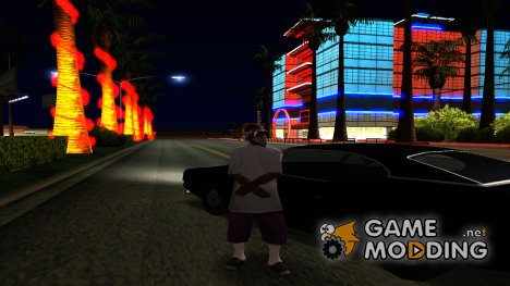 My Colormod для GTA San Andreas