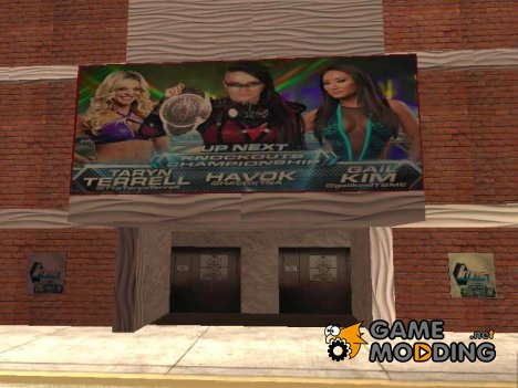 Impact Wrestling for GTA San Andreas