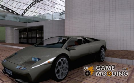 Lamborghini Diablo VT 6.0 for GTA San Andreas