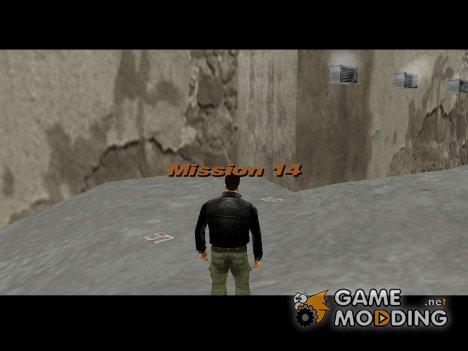 GTA 3 Mission Loader for GTA 3