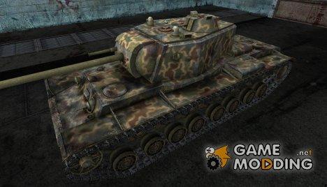 Шкурка для КВ-4 для World of Tanks