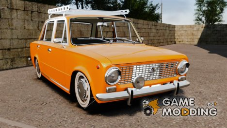 ВАЗ-2101 Resto for GTA 4
