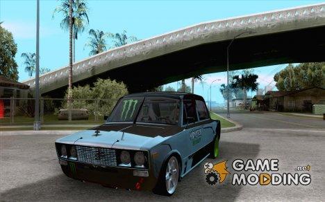 ВАЗ-2106 Lada Drift Tuned for GTA San Andreas
