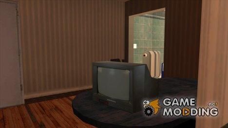 Телевизор Березка 37ТЦ-5141Д для GTA San Andreas