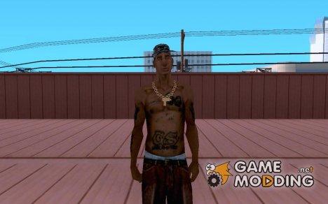 OG LOC из бета версии игры for GTA San Andreas