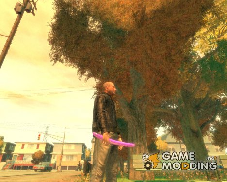 Дилдо из GTA SA для GTA 4