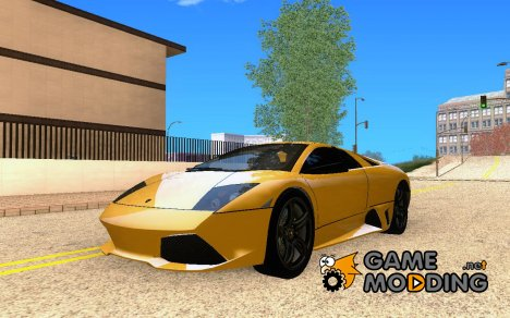 Lamborghini Murcilago LP640 + CLEO for GTA San Andreas