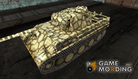 PzV Panther for World of Tanks