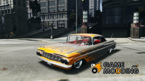 Chevrolet Impala Coupe 1959 для GTA 4