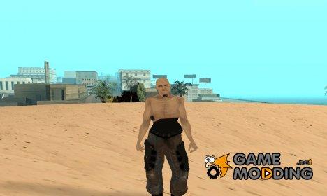 Инопланетянин V3 для GTA San Andreas