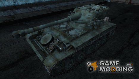 Шкурка для AMX 13 75 №26 for World of Tanks