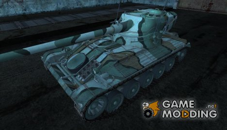 Шкурка для FMX 13 90 №4 for World of Tanks