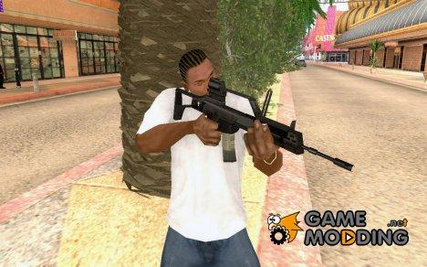 G36 for GTA San Andreas