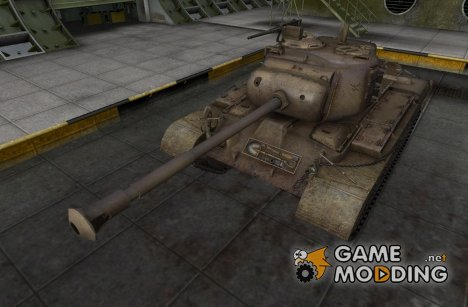 Remodel M46 Patton для World of Tanks