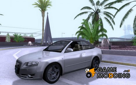 Audi A4 Convertible v2 for GTA San Andreas