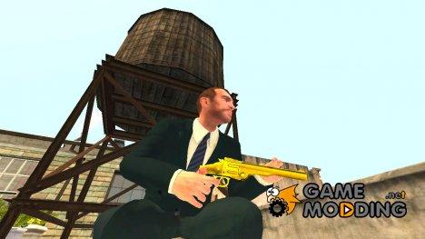 Scofield Revolver v.2 for GTA 4