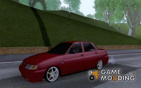 ВАЗ 2110 Жёлтый песок for GTA San Andreas