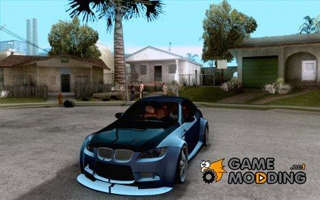 Bmw M3 2008 E92 для GTA San Andreas